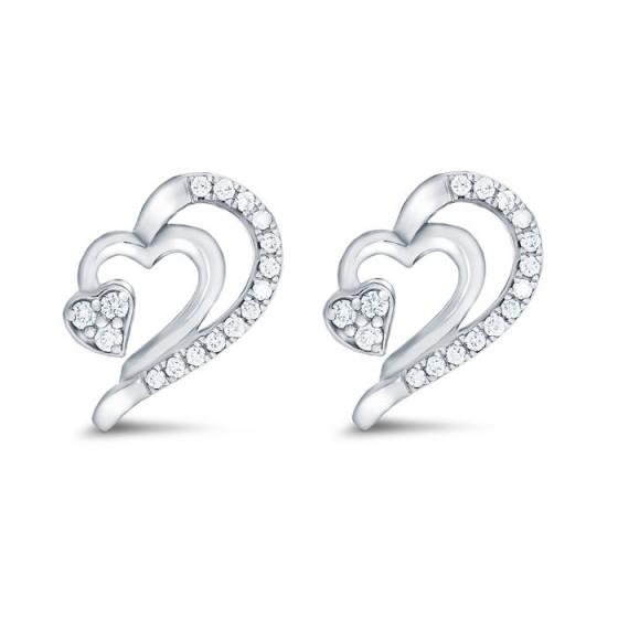 Diamond Earrings AF0313