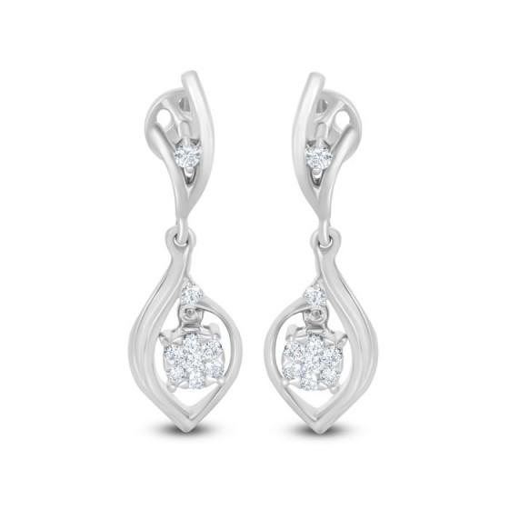 Diamond Earrings AF0365