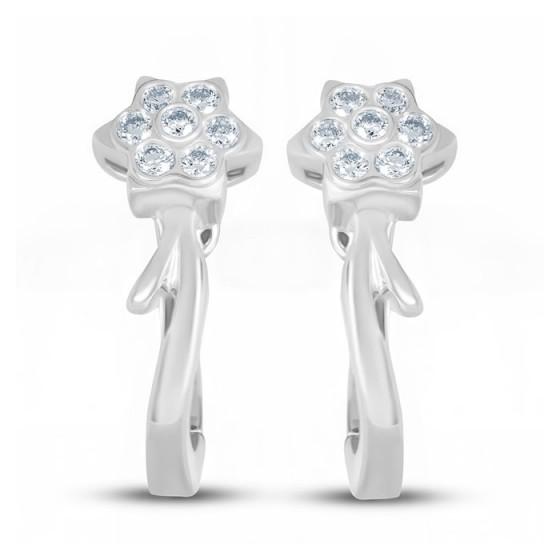 Diamond Earrings AF0373