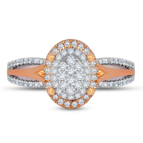 Diamond Ladies Ring CWF0645