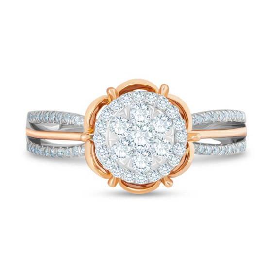 Diamond Ladies Ring CWF0650