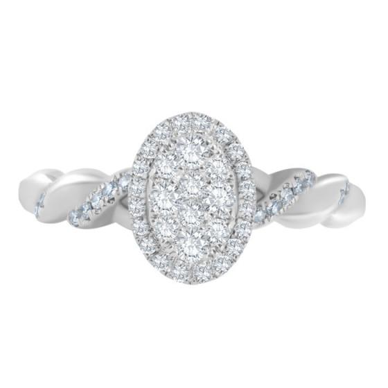 Diamond Ladies Ring CWF0658