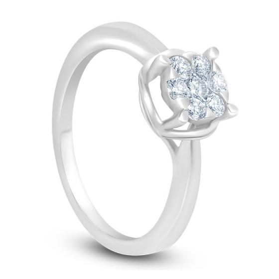 Diamond Ladies Ring CWF0780