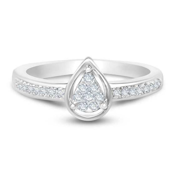 Diamond Ladies Ring CWF0786