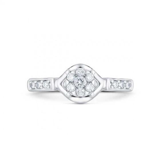Diamond Ladies Ring CWF0806