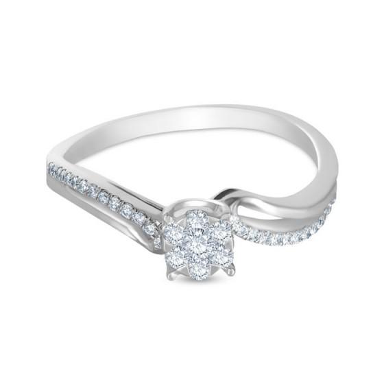 Diamond Ladies Ring CWF0811