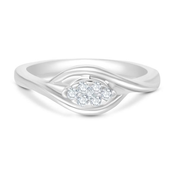 Diamond Ladies Ring CWF0847
