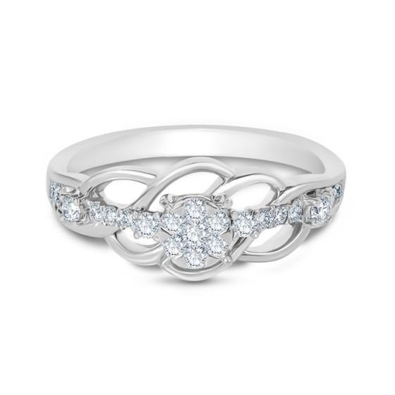 Diamond Ladies Ring CWF0864