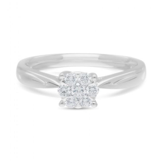 Diamond Ladies Ring R17159-70