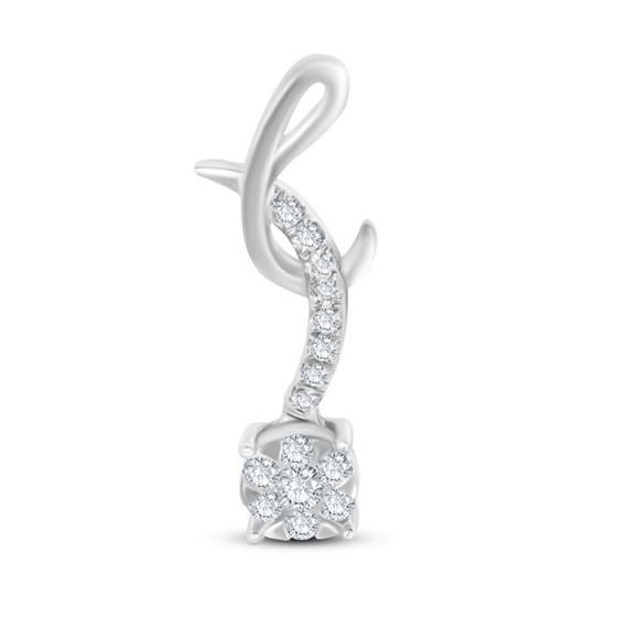 Diamond Pendant LWF0302