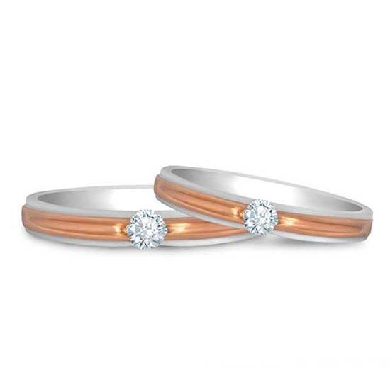 Diamond Wedding Ring WM03277