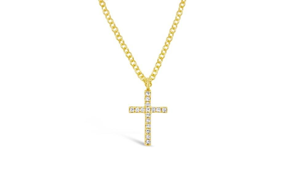 2 Bahan Paling Sering Digunakan untuk Membuat Kalung Salib