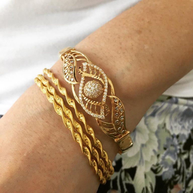 4 Tips Penggabungan  Perhiasan Gelang  Agar Menjadi Lebih Menarik Lagi!