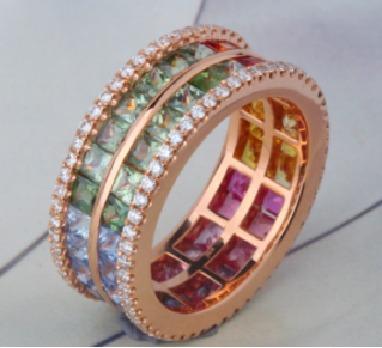 Diamond Ladies Ring JDR1895