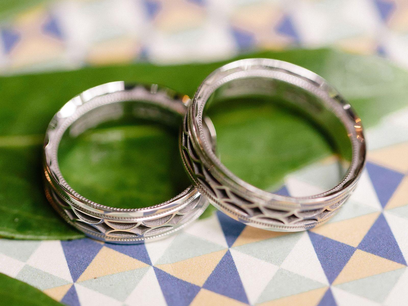 Alternatif Bahan Cincin Tunangan Selain Cincin Emas Untuk Lelaki