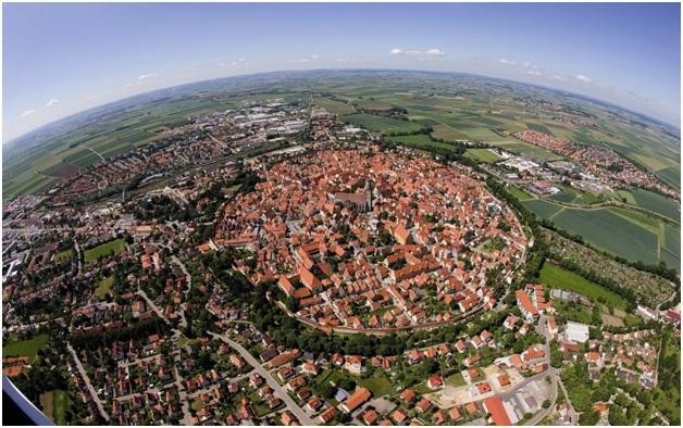 Amazing! Kota Di Jerman Ini Ternyata Dibangun Diatas 72 Ribu Ton Berlian