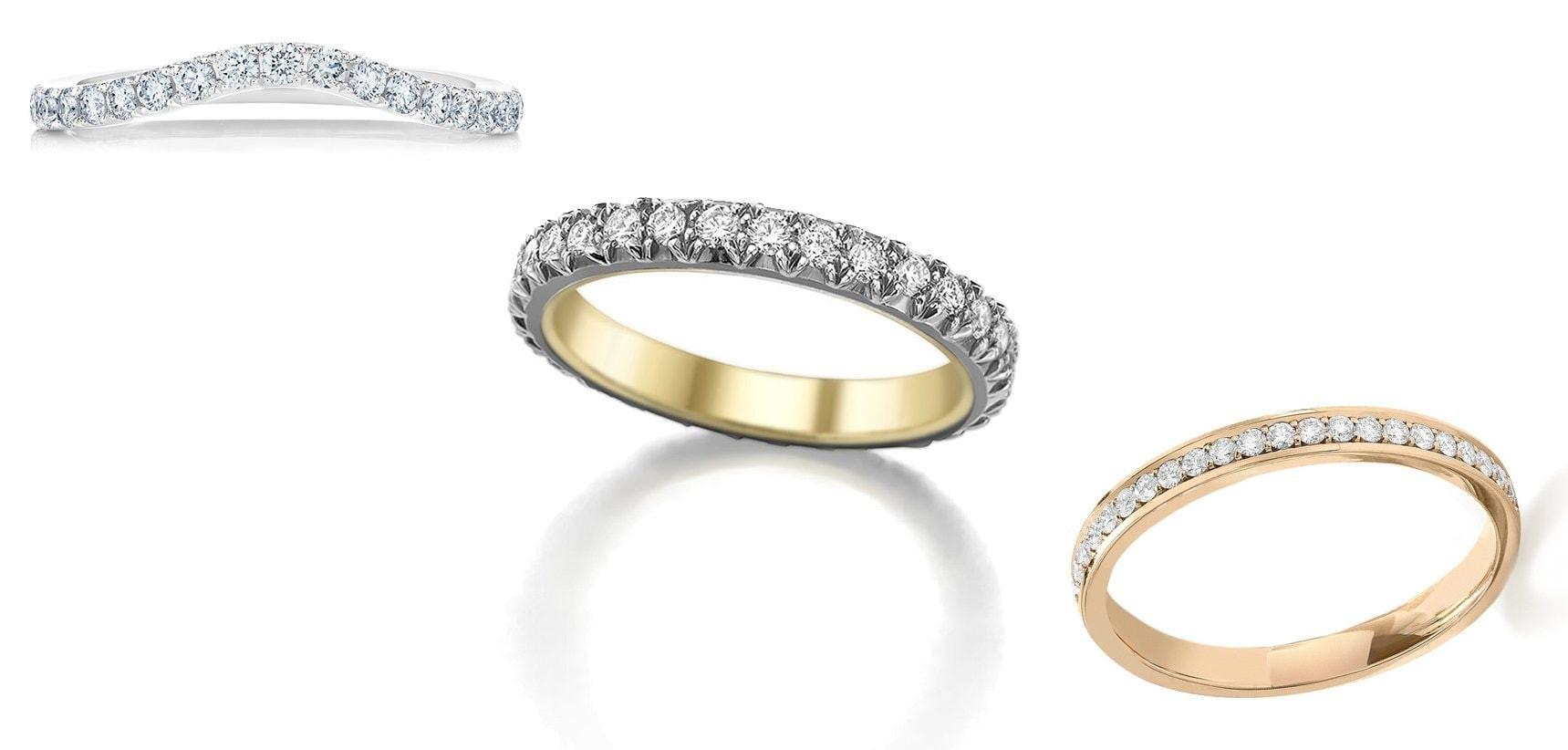 Bahan-Bahan Cincin Nikah Terbaik Dan Elegan