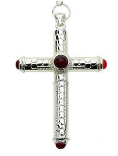 Batu-batu Akik Ini Dapat Dijadikan Penghias Kalung Salib Anda!