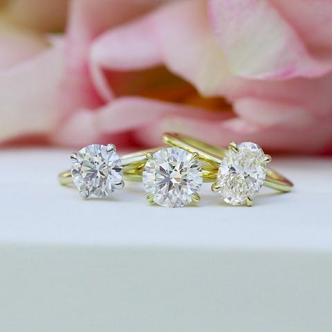 Beda Carat Berlian dengan Karat Emas