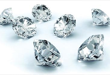 kejernihan berlian