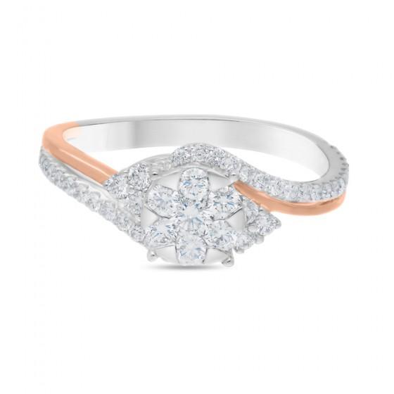 Diamond Ladies Ring CWF1139