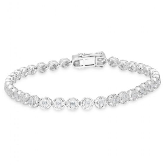 Diamond Bangle B16054-14