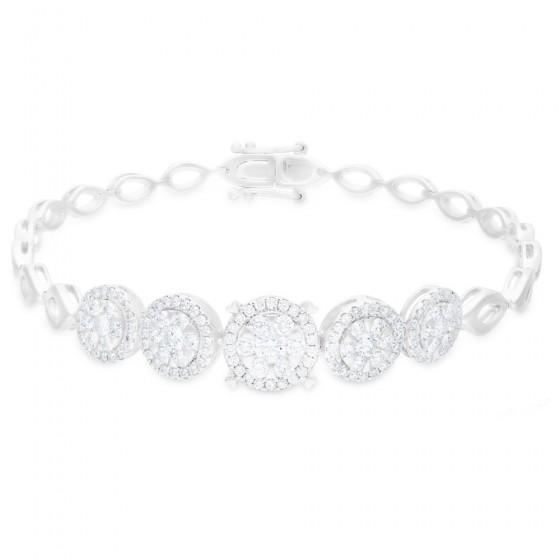 Diamond Bangle JDB8008