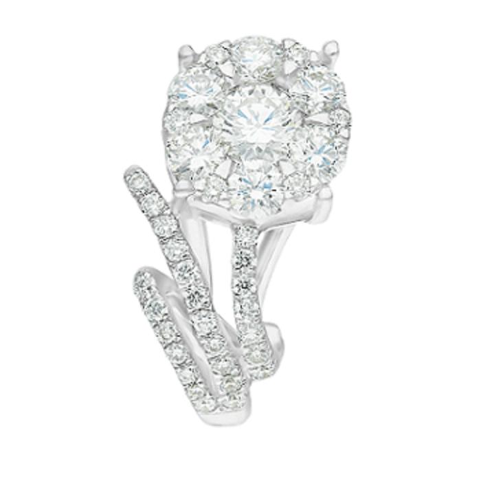 Diamond Earrings AF0225