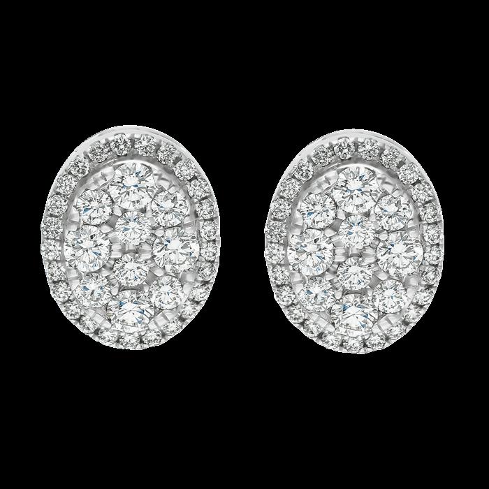 Diamond Earrings AF0450
