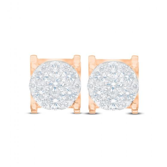 Diamond Earrings AF0479