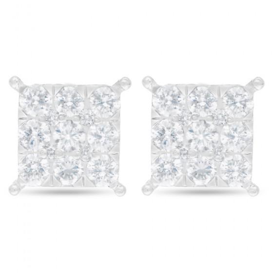 Diamond Earrings AF0485
