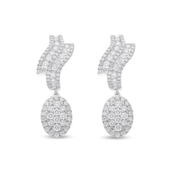 Diamond Earrings AF0501