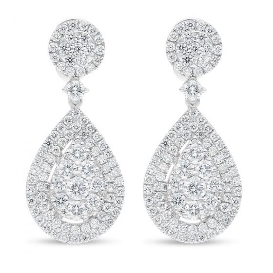 Diamond Earrings AF0517