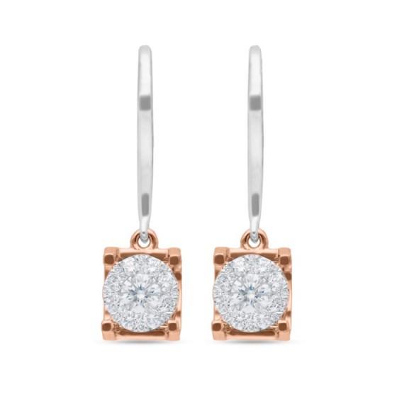 Diamond Earrings AF0531