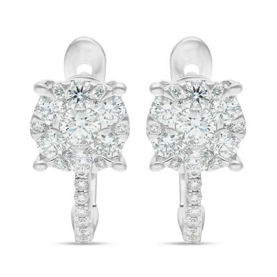 Diamond Earrings AF0545
