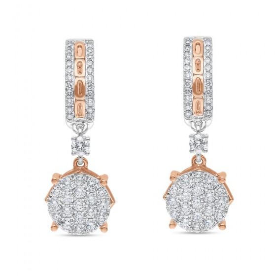 Diamond Earrings AF0592