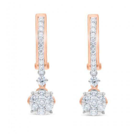 Diamond Earrings AF0594