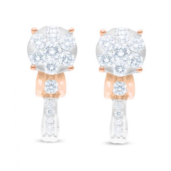 Diamond Earrings AF0628
