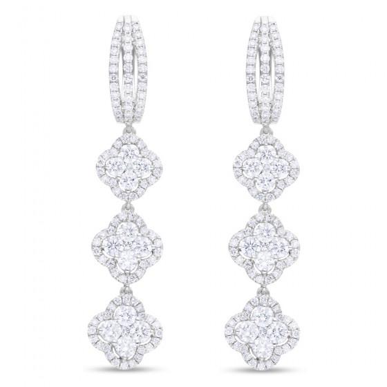 Diamond Earrings AF0632