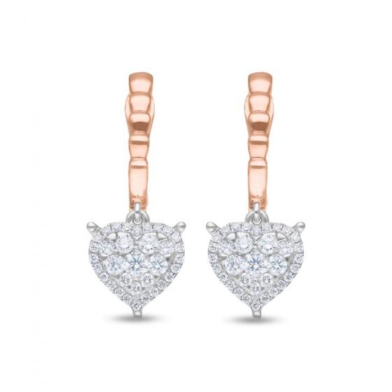 Diamond Earrings AF0641