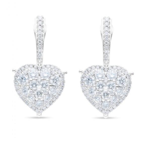 Diamond Earrings AF0647