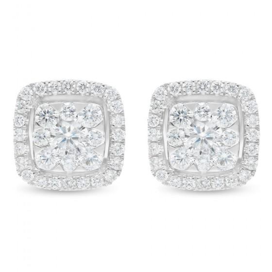 Diamond Earrings AF0712