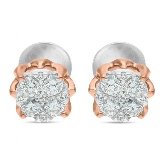 Diamond Earrings AF0795