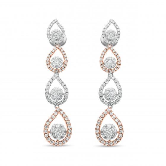 Diamond Earrings AF0803