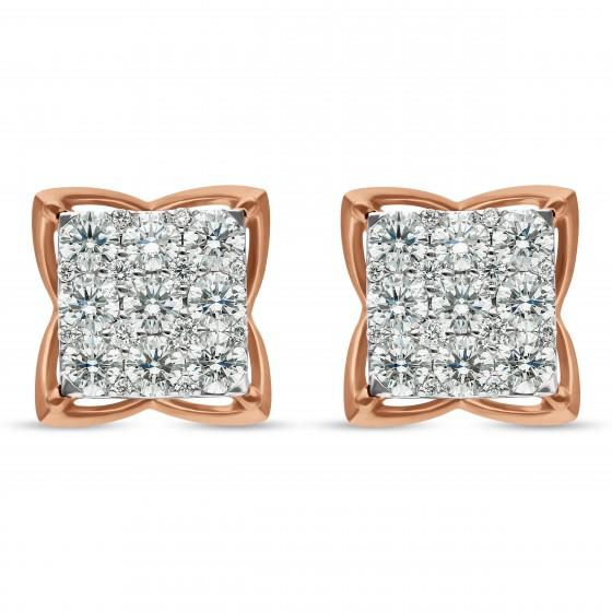 Diamond Earrings AF0904