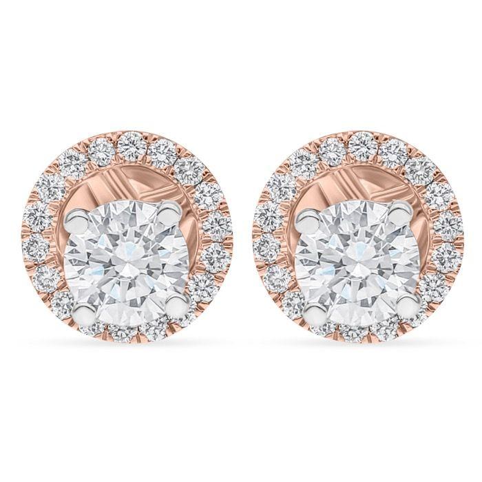 Diamond Earrings AF1099