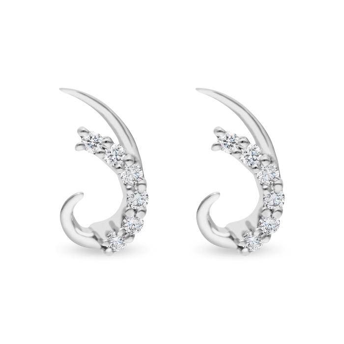 Diamond Earrings DEF0118
