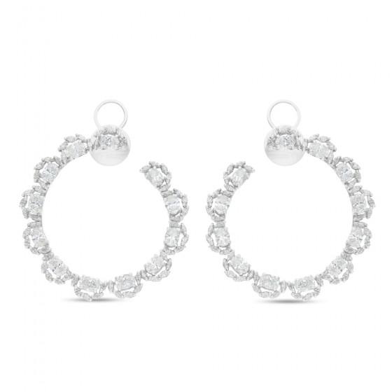 Diamond Earrings DEJ00610