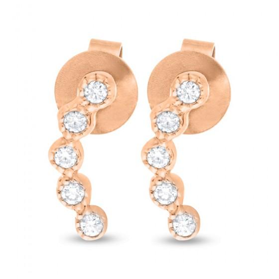 Diamond Earrings E17140