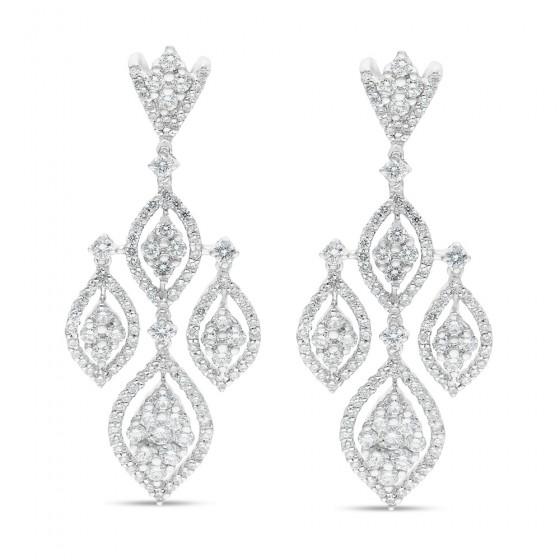 Diamond Earrings FL00354